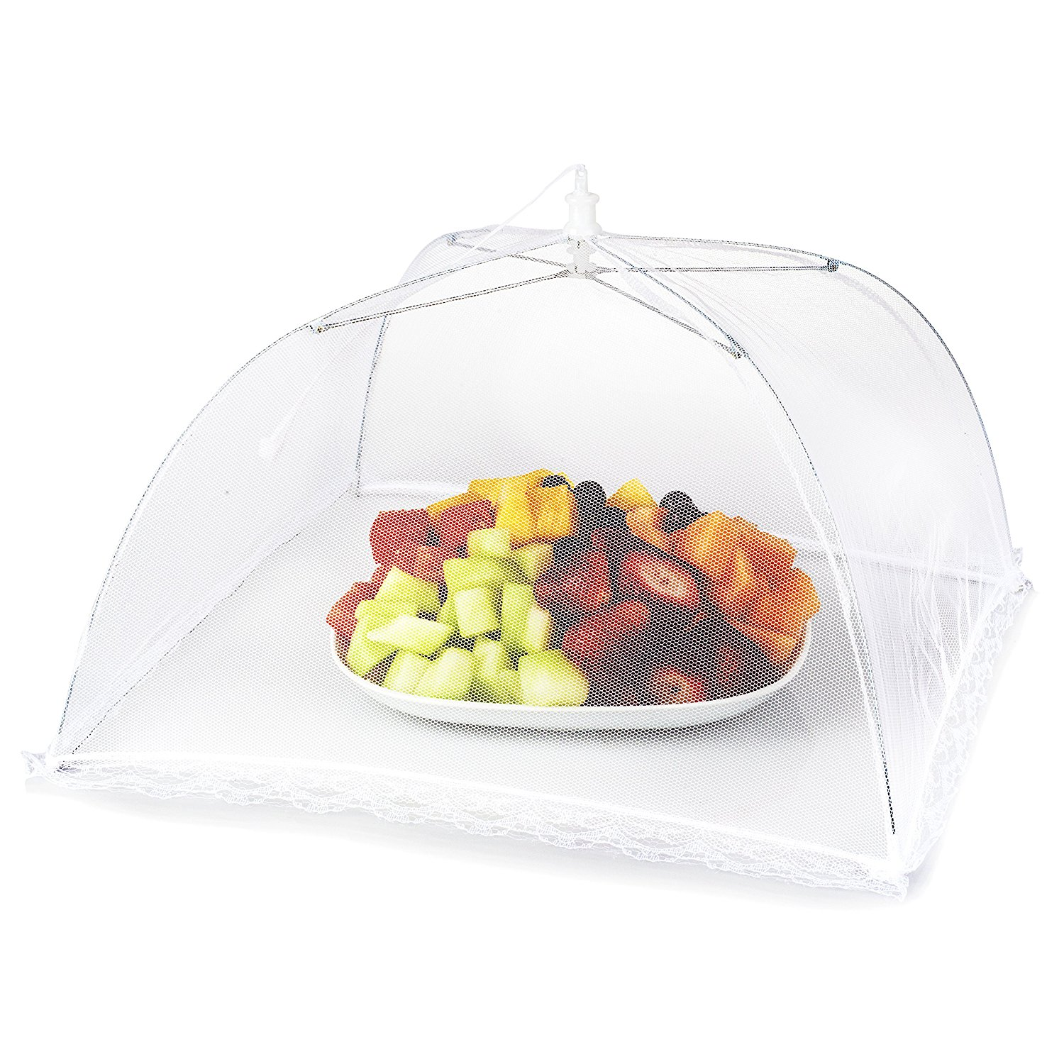 Get Quotations · Mesh Picnic Food Tent Covers 6 Collapsible Umbrella Tents for Picnics BBQ C&ing  sc 1 st  Alibaba.com : rv tent covers - afamca.org