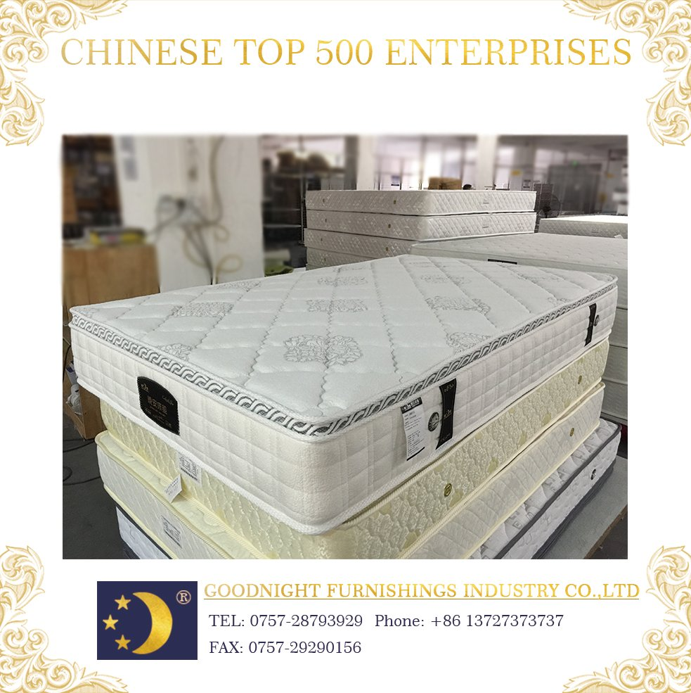 High quality health care bedroom furniture set mattress for flat bed