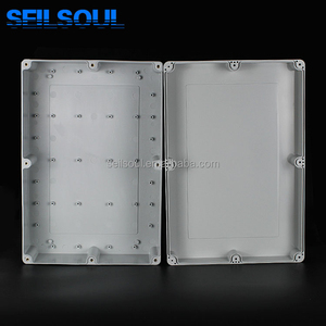 Trade Assurance Supplier Outlet 380x260x120mm Large Waterproof Electrical Distribution Boxes