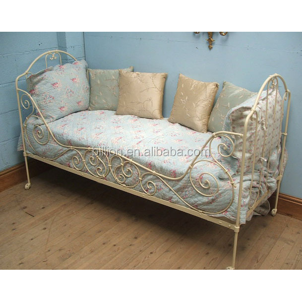 Liveing Room Wrought Iron Sofa Bed Models Product On Alibaba