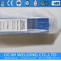 WC20 Cerium Tungsten Arc Welding Electrode