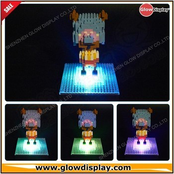 Wholesale Battery Powered Lego Toy Loz Diamond Building Blocks Led ...
