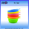 Factory Wholesale BPA Free Collapsible pet bowl