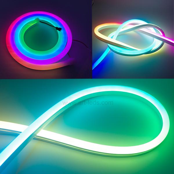 Digital Neon Rgb Arduino Ws2811 Led Strip Light 5050 Tape Sk6812 Rgbw  Addressable Rope - Buy Arduino Ws2811 Led Strip Light Rgb 5050 Led  Tape,Arduino