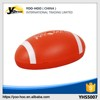 School stationary plastic rugby shape Pencil Sharpener for kids