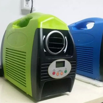 Made In China Dc 24v Portable Mini Air Conditioner For