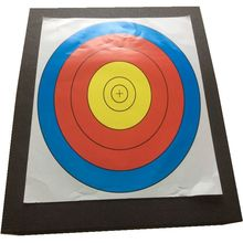 Foam target 3d archery target, arrow and bow target shooting