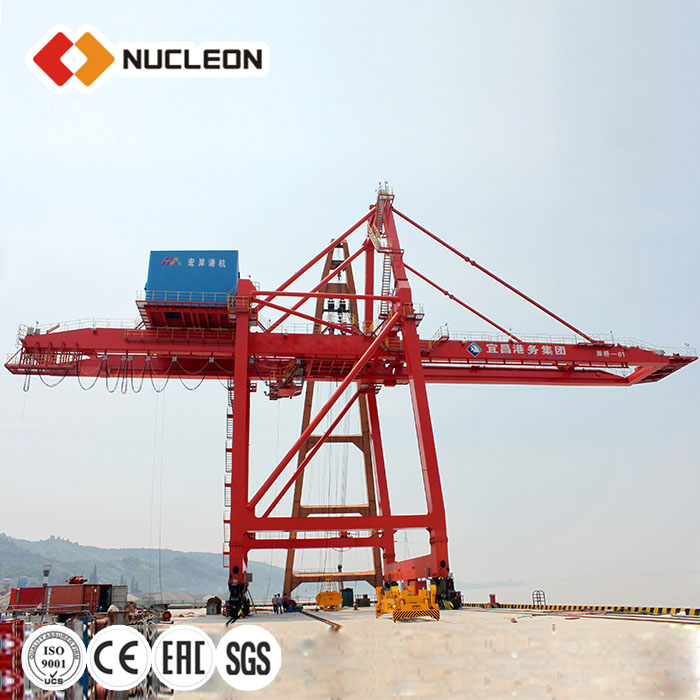 Nucleon Crane Ship Unloader Price