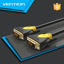Fashion design OEM ODM Vention rca male to female av cable