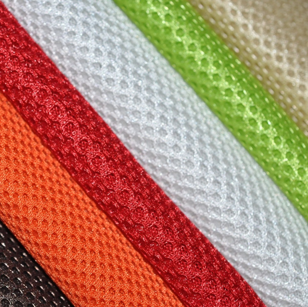 3d Air Mesh Fabric The Sandwich Mesh Cloth Polyester Knitted ...