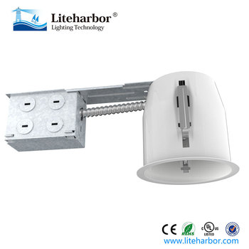 white best sell 4 in 4 out junction box 4 inch par20 led