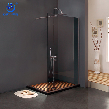 Kd8006a Bs6206 Fixed Gl Shower Screen Walk In Enclosures Simple Door Product On