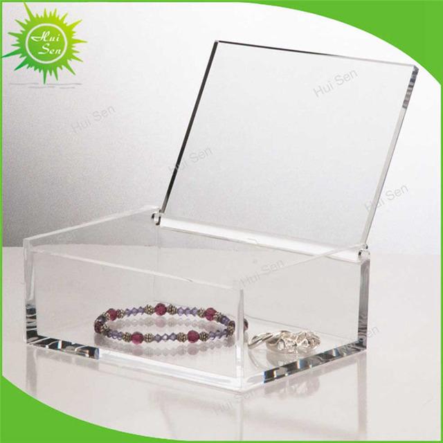 China Clear Top Jewelry Box Wholesale Alibaba