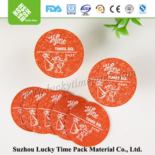 37mm Coffee Capsule embossed aluminium foil Lid