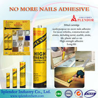 no more nails heavy construction adhesive