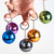 Music Mini Ball Disco Bluetooth Speaker for X'mas Gift