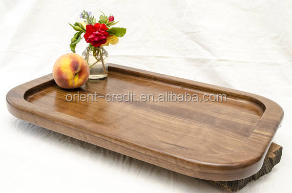 Various Styles Wooden Cutting Board Wooden serving Tray