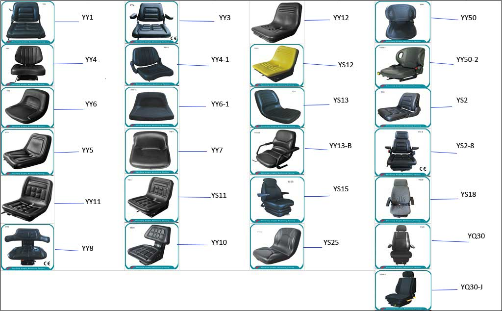 Waterproof Simple Style Seat For Iseki Tractor - Buy Universal Tractor  Seat,Waterproof Tractor Seat,Tractor Seat Product on Alibaba com
