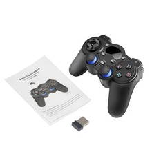 2.4G Wireless Game Controller Gamepad per Retropie/Raspberry pi <span class=keywords><strong>Box</strong></span> <span class=keywords><strong>TV</strong></span> Android Smartphone Tablet PC