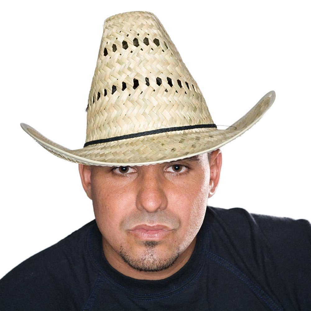 9342904791fe28 Buy Bailey Mens Cassius 7X Straw Cowboy Hat in Cheap Price on ...