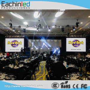 The Most Exported Products P4.81 LED Display Screen Video Wall For Concert Stage Background To Dubai