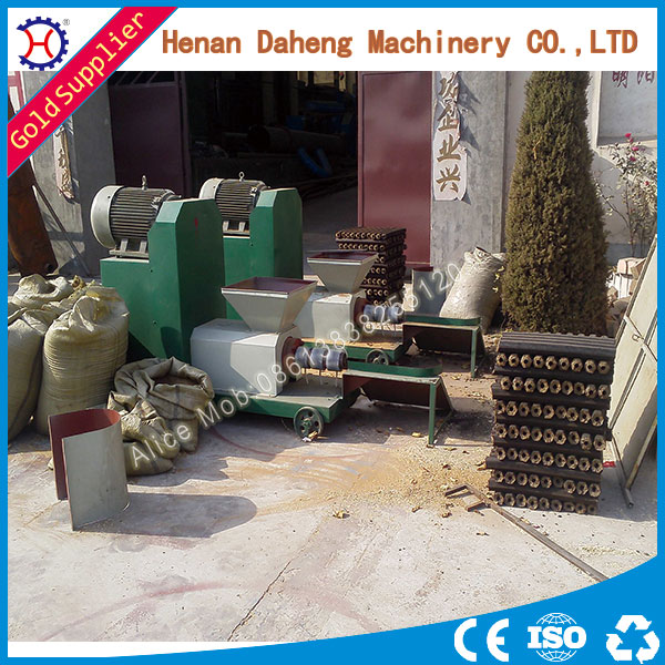 Long Burn Time And Smokeless Biomass Fuel Briquettes Price