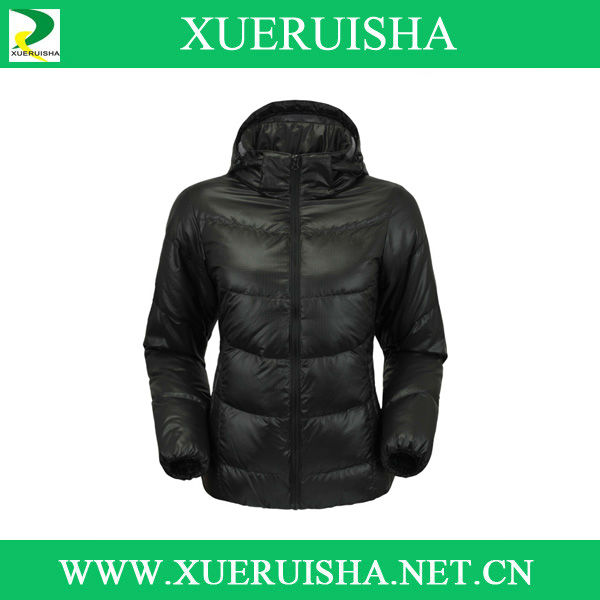2014 Outdoor feather down coat down jacket