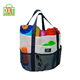 Promotional fashional mesh fabric beach bag