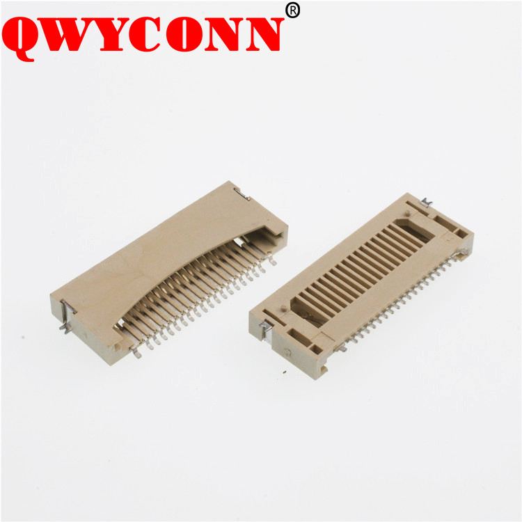XD card socket SMT High temperature resistance Connector