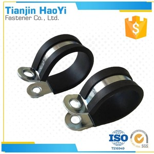 high press rubber house clamp for types of scaffold clamps