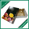 Strong quality cardboard box for fruit and vegetable wholesale