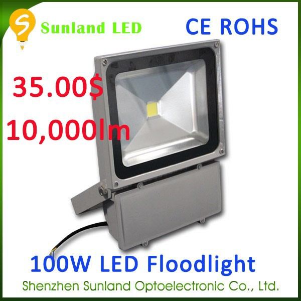 Aluminium alloy body 5500k warm white ip65 CE ROHS tuning light led lighting led flood light outdoor