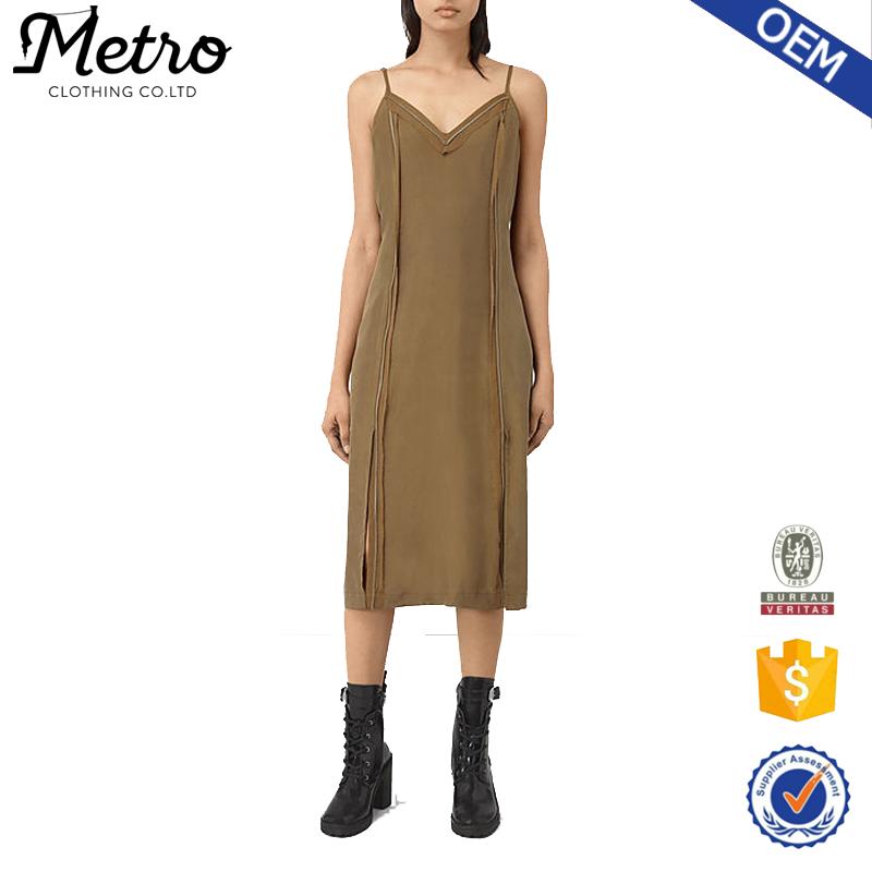 Freestyle silk dresses