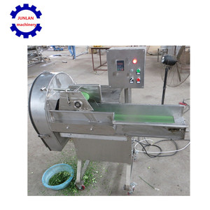 stainless steel fruit vegetable processing industrial vegetable cutting machine