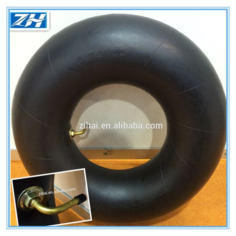 Offer Industrial Forklift Truck Tyre 650-10 JS2 Inner Tube For Export