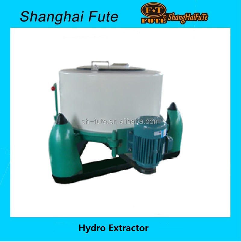 industrial used high spin hydro extractor