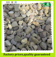 Synthetic Slag Sintered Calcium Aluminate 5-40mm For Steel Plants ...