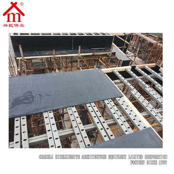 Construction Aluminum Shuttering Formwork For Wall Concrete Building - Buy  Concrete Wall Formwork System Of Construction For Sale,Concrete Wall