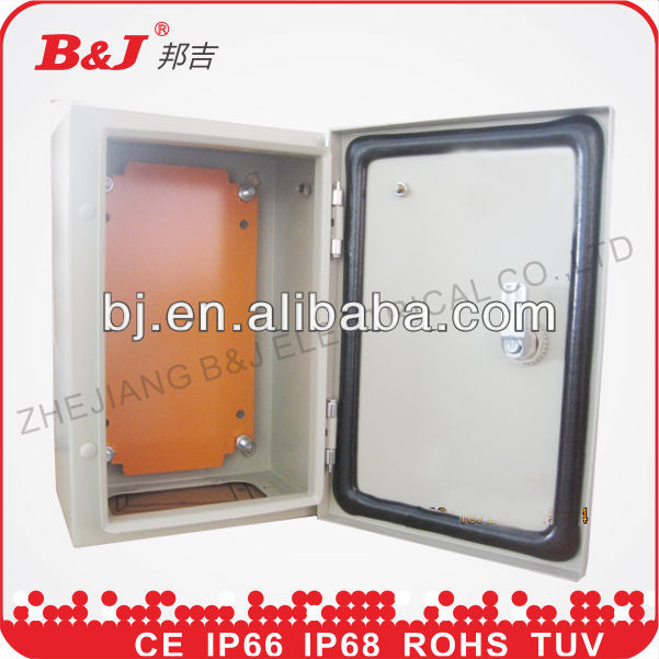 electrical panel manufacturers/security system enclosure/galvanized steel box