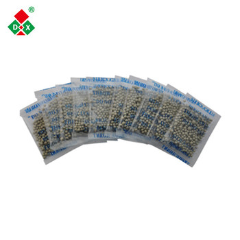 Eco-friendly Bentonite natural desiccant, mineral natural desecante material, DMF free