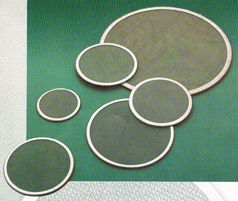 Stainless Steel Wire Mesh Round Cut Circles - Buy Ss Wire Mesh Round ...