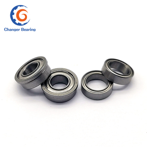 Factory price sealed waterproof flanged ball bearing F606 ZZ 6*17*6