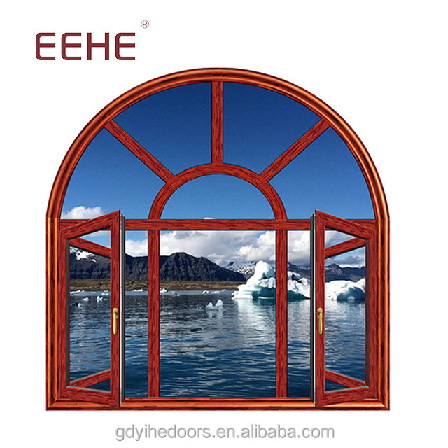 Arch Top Windows Half Circle Window Round Moon Interior Product On Alibaba