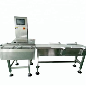 Automatic Chicken legs check weight sorting machine
