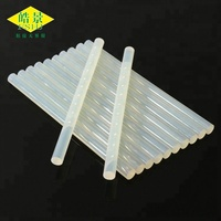 Factory Price Supply Crystal Clear Transparent Hot Melt Glue Stick