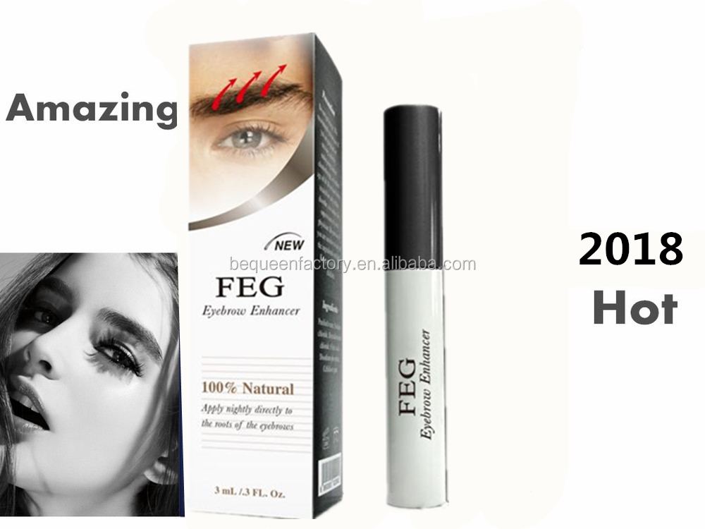 Eyebrow Extension Oil Kit FDA Approved Eyelash and Eyebrow Growth Serum