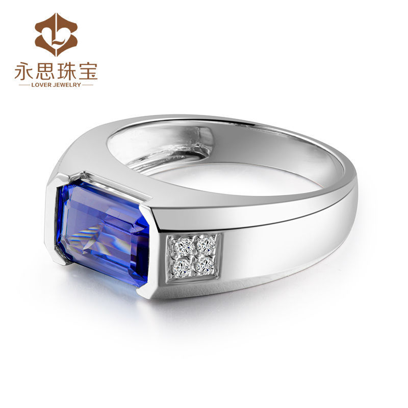 Tanzanite Diamond Jewelry