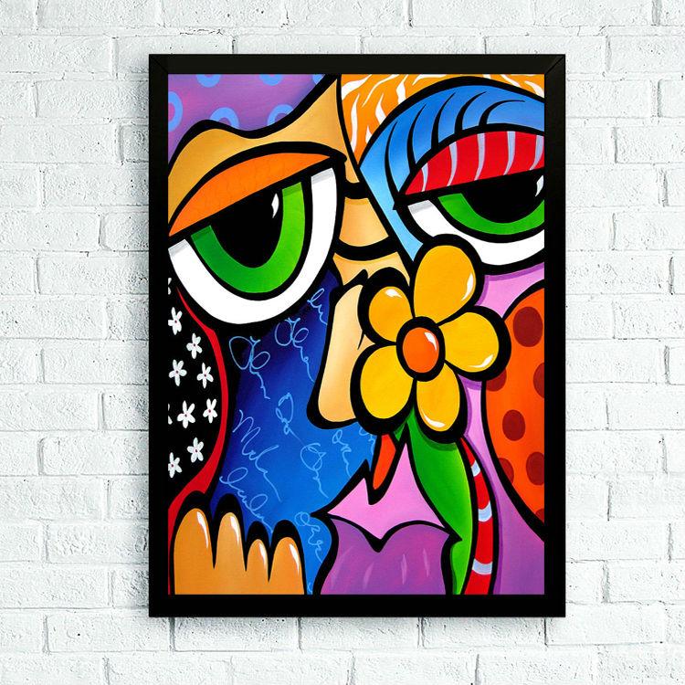 Famous Pop Art Painting Wholesale Suppliers