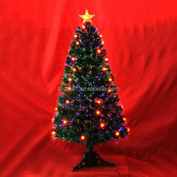 Wholesale 60cm 3 Mini Christmas Tree Fiber Optics Artificial With Led And Plastic Stand Buy Christmas Tree Led Christmas Tree Stands Wholesale Mini