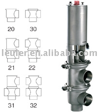 Stainless Steel Auto Control Divert Valve